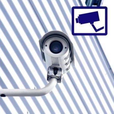 Pegatinas de vigilancia