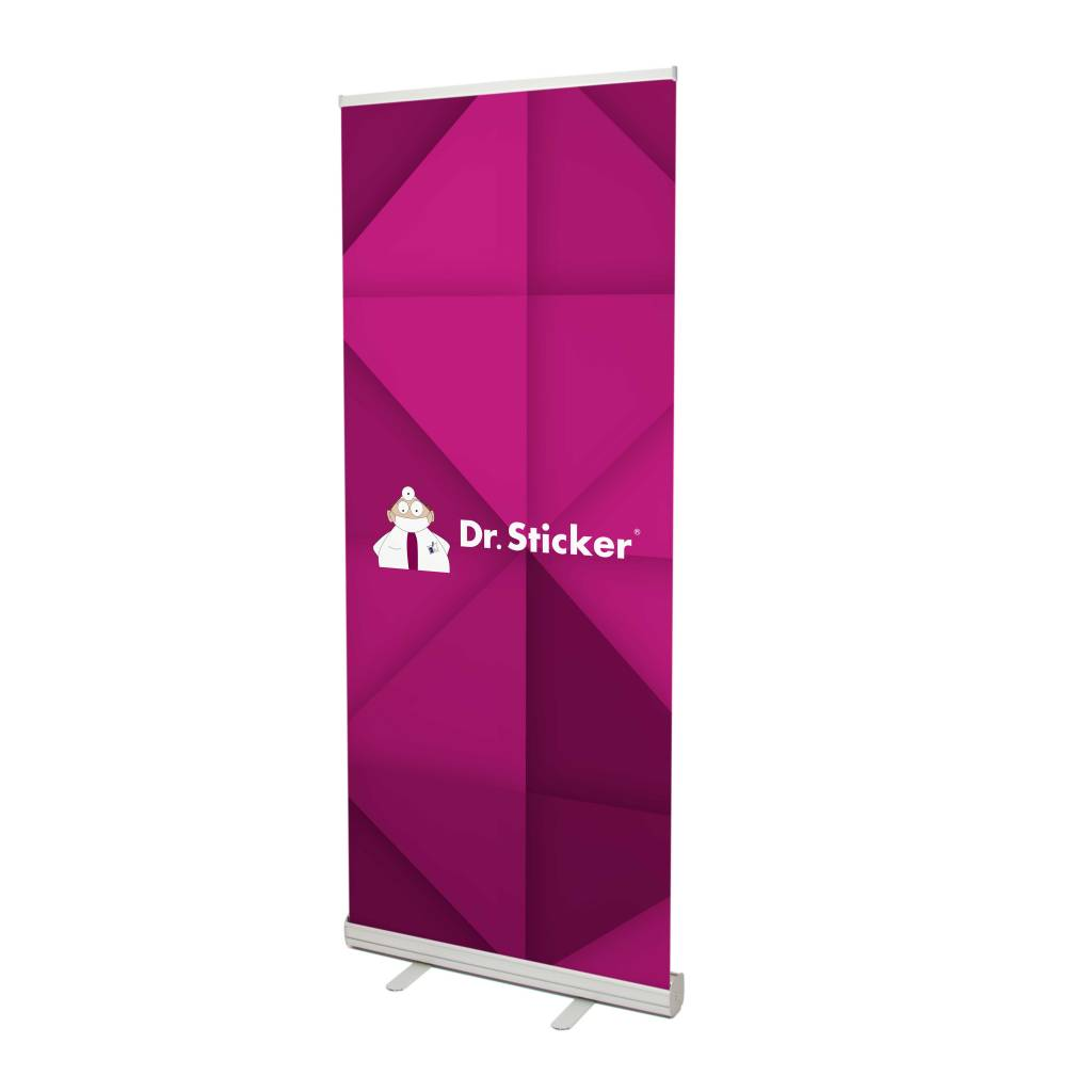 Roll up banner 200 cm x 100 cm