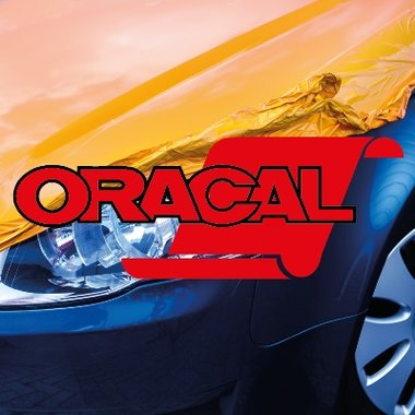 Oracal Wrap film