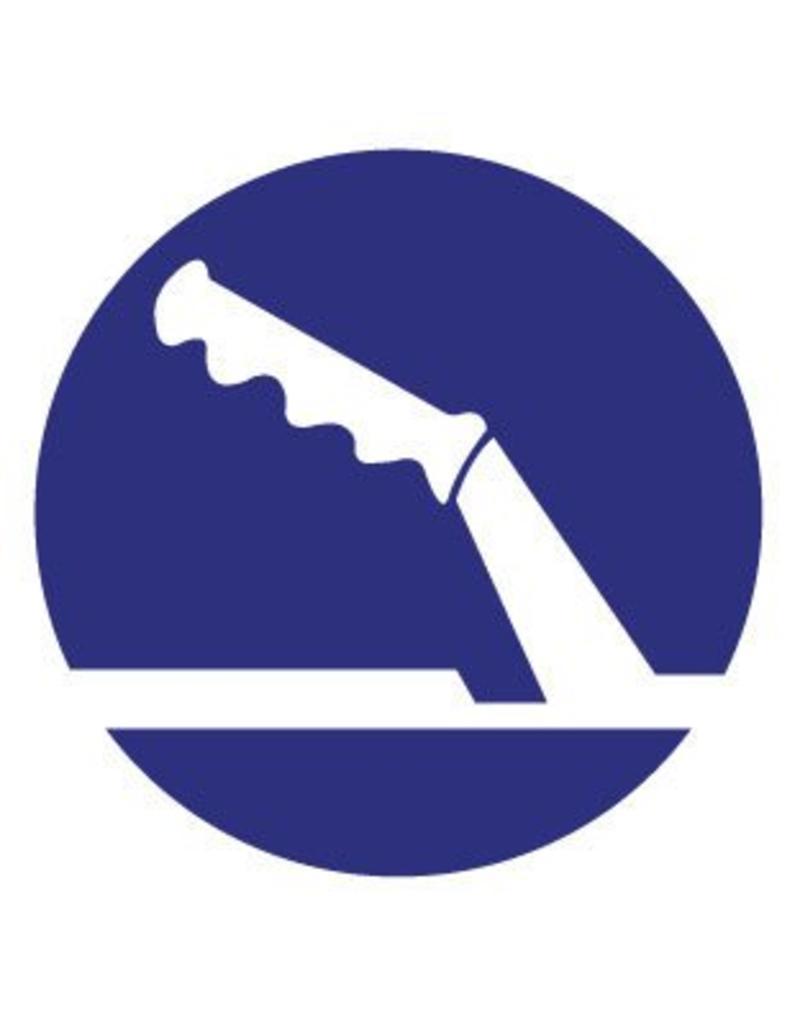 Handbrake sticker