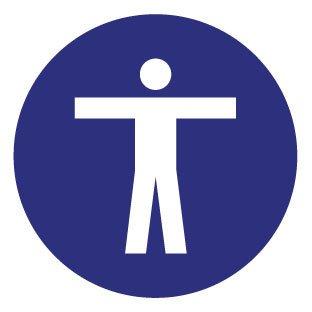 Man1 Sticker