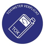 "Autocollant ""Toximeter"""