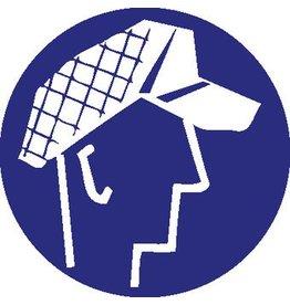 Beschermpetje verplicht Sticker 2