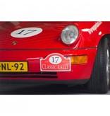 Rally plate