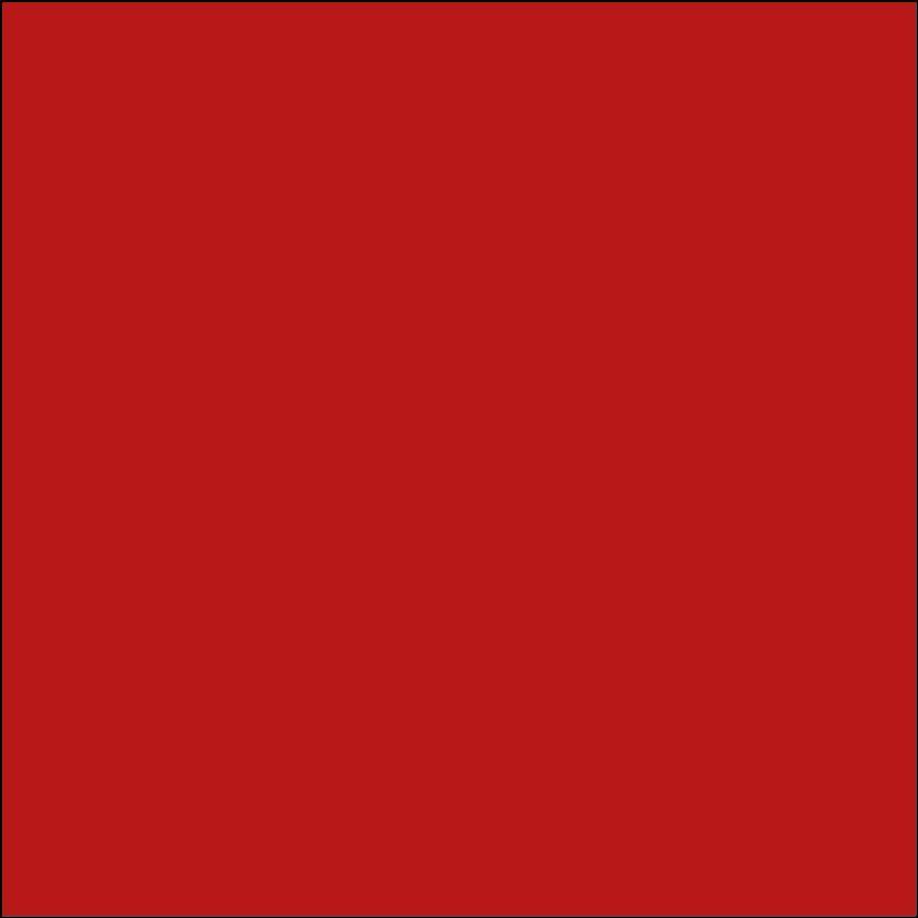 Oracal 631: rojo Estera