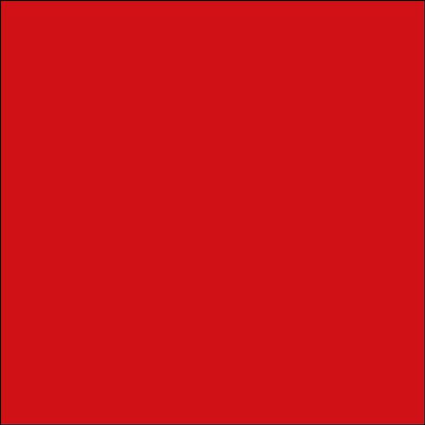 Oracal 631: rojo claro Estera
