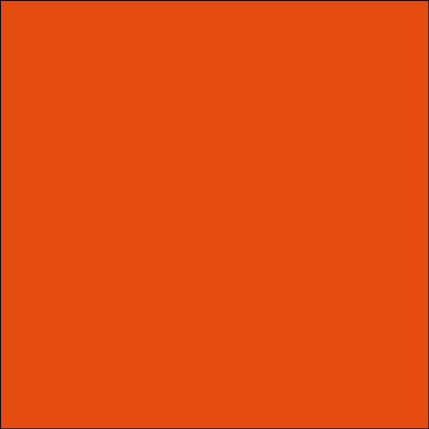 Oracal 631: naranja Estera