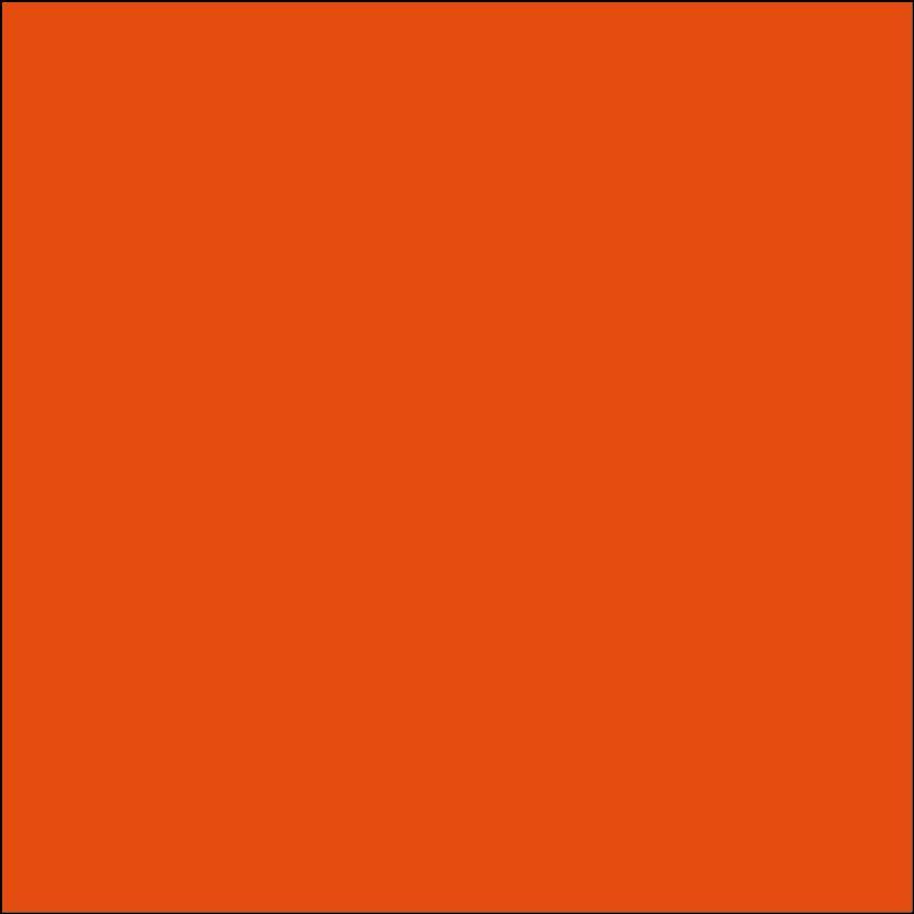 Oracal 631: Orange Mat