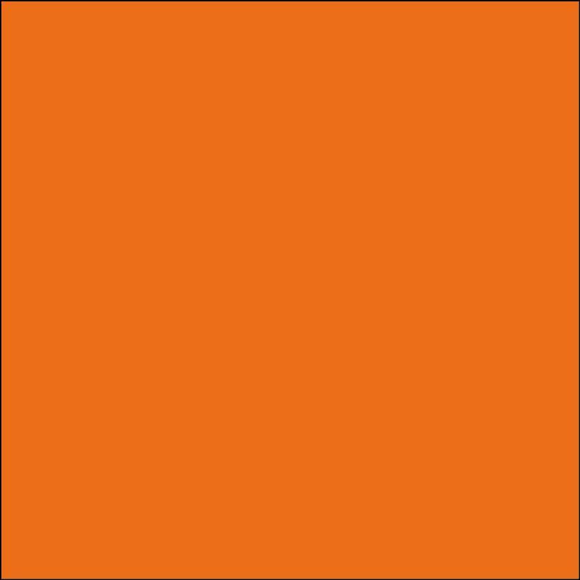 Oracal 631: Pastel oranje Mat
