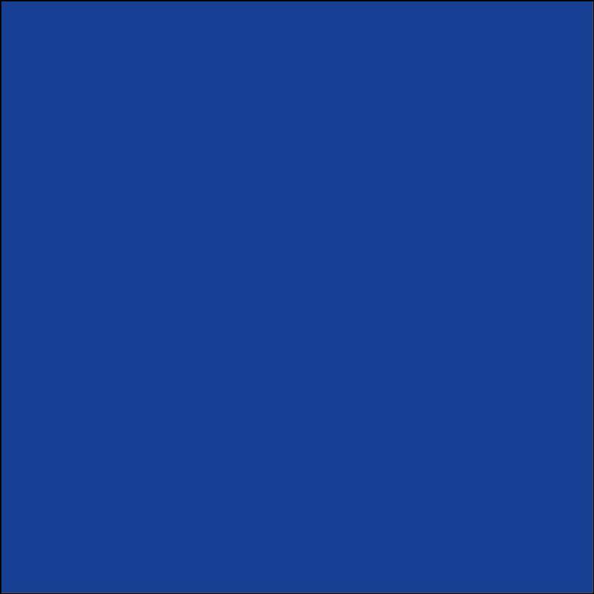Oracal 631: Brilliant blue Mat