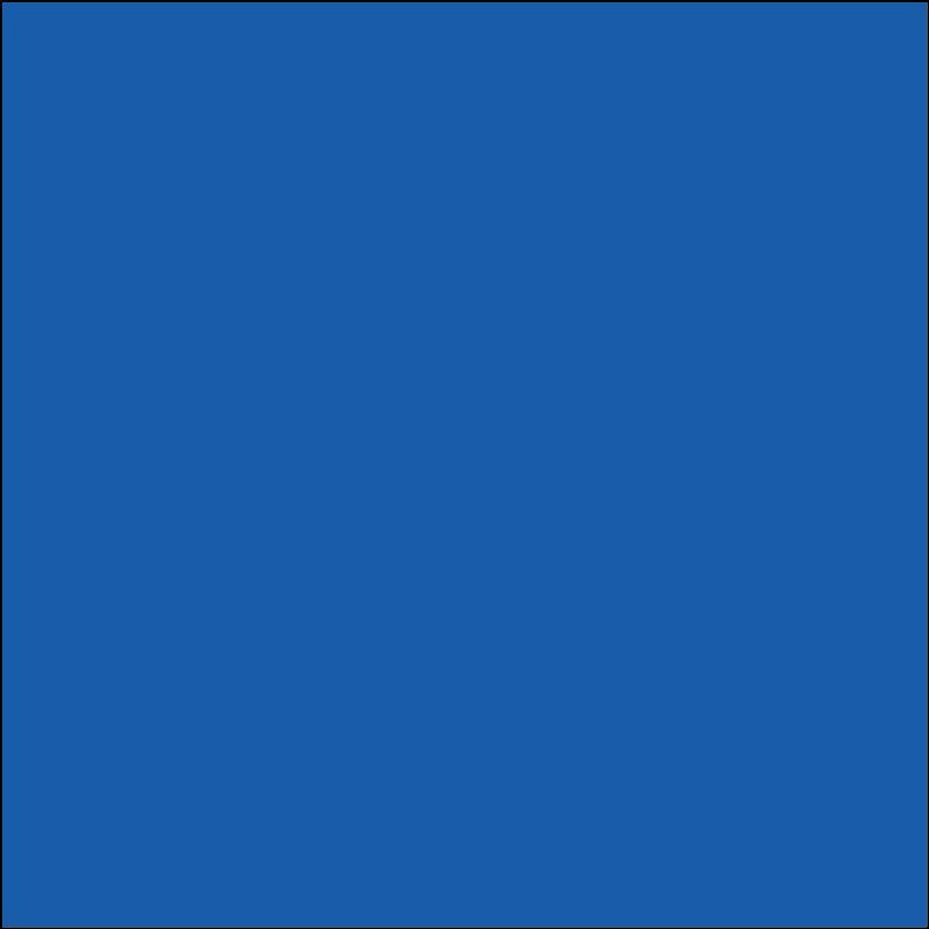 Oracal 631: Azure blauw Mat