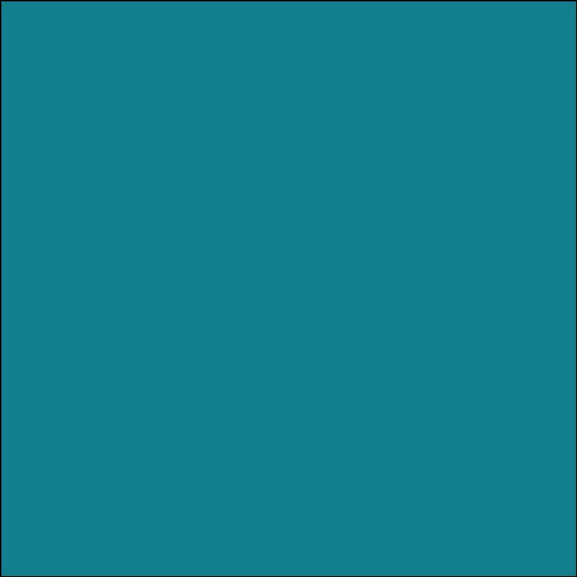 Oracal 631: Turquoise blauw Mat