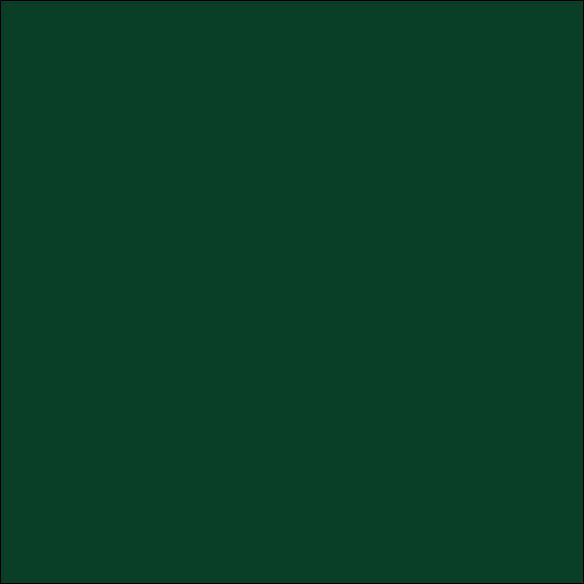 Oracal 631: verde oscuro Estera