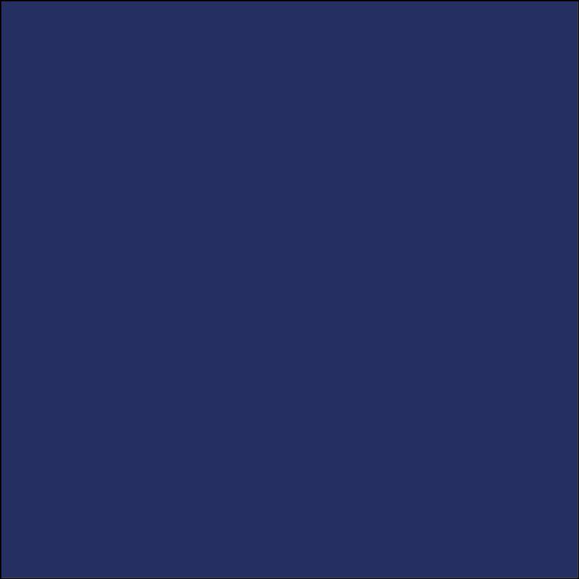 Oracal 651: Cobalt blauw