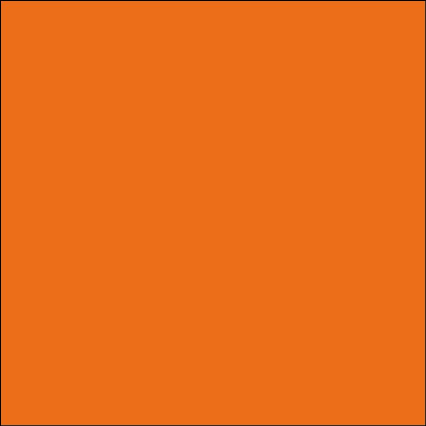 Oracal 651: Orange pastel