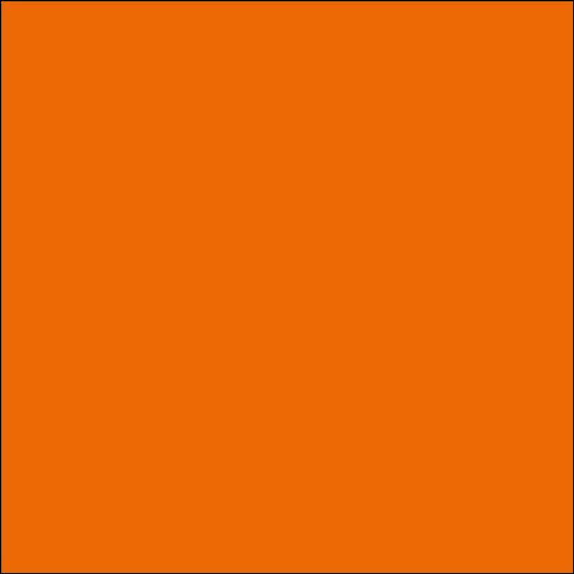 Oracal 651: Licht oranje