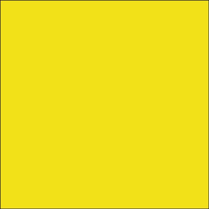 Oracal 651: amarillo limonero