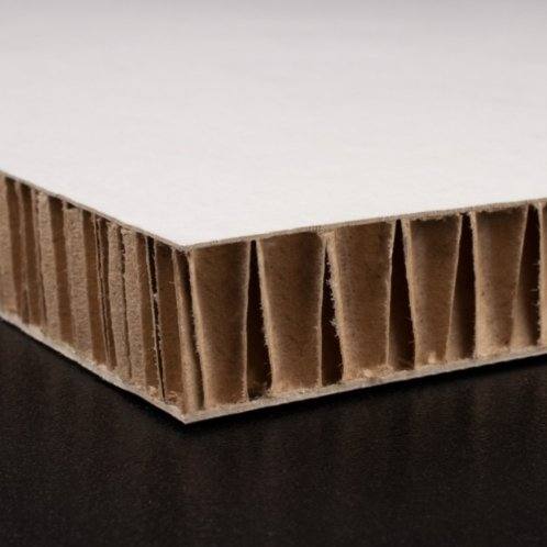 Panneau en carton