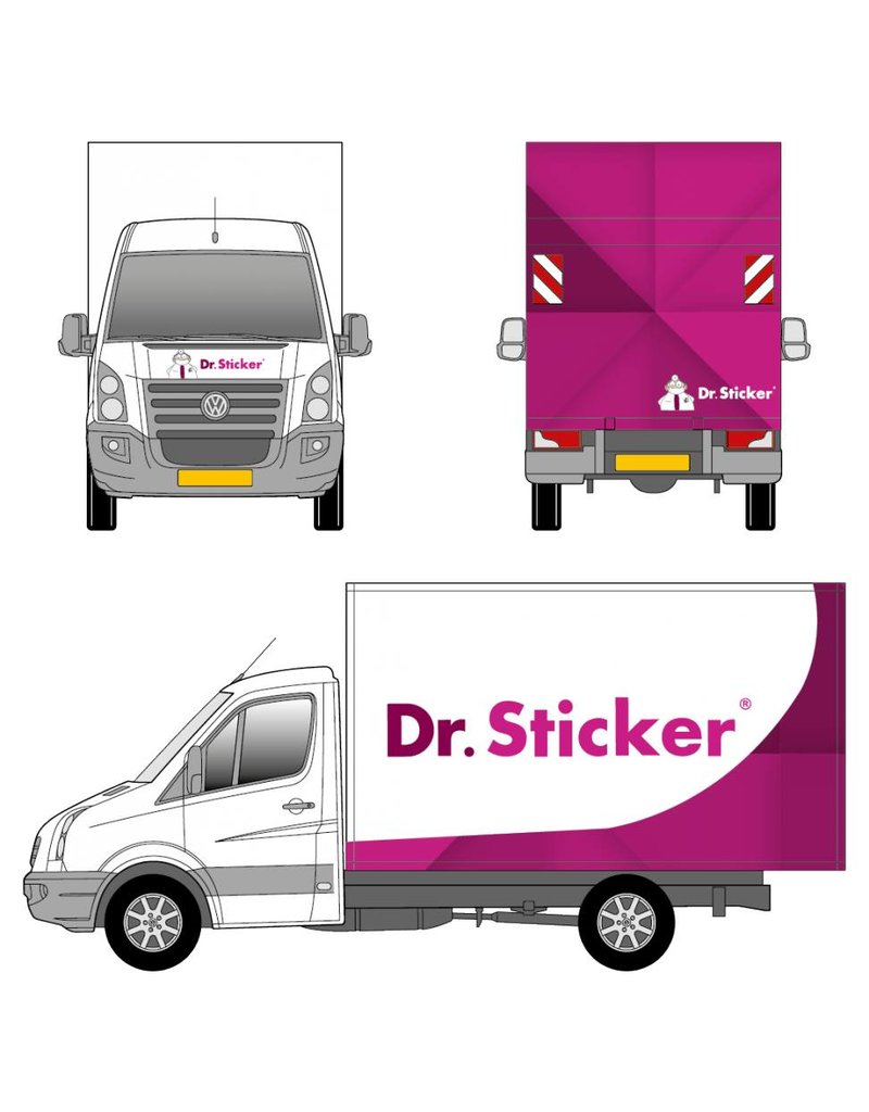 Option 3 Truck