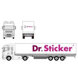 Optie 1 Vrachtwagen