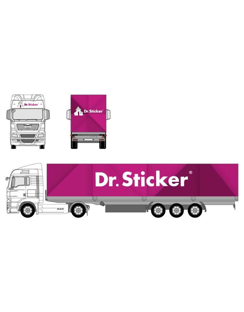 Optie 4 Vrachtwagen