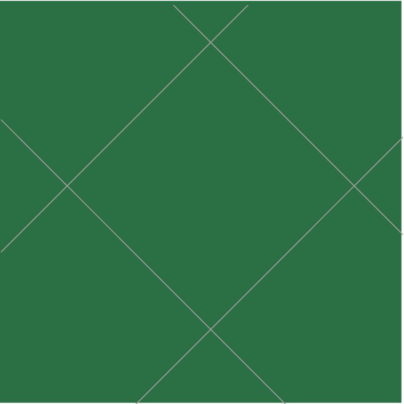 Oralite 5500: Reflexfolie grün
