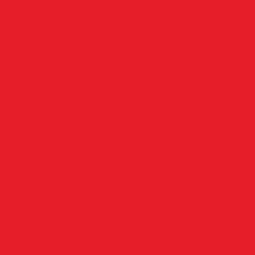 Oracal 6510: Vinilo fluorescente rojo
