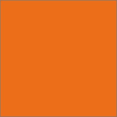 Oracal 970: Municipal Naranja
