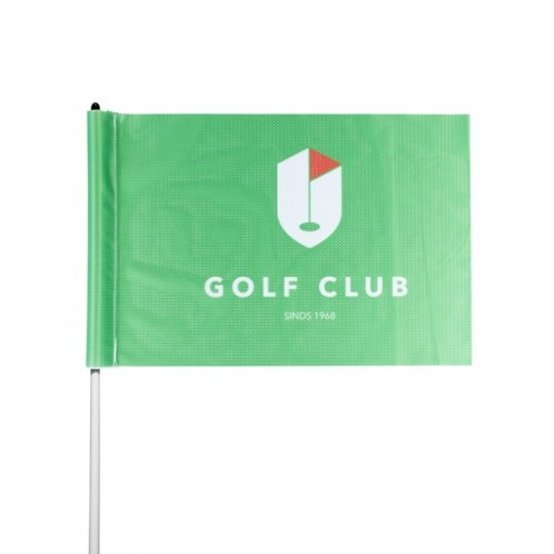 Golf-Flagge