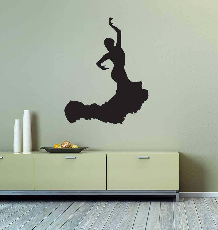 Flamenco Folienschnitt 1