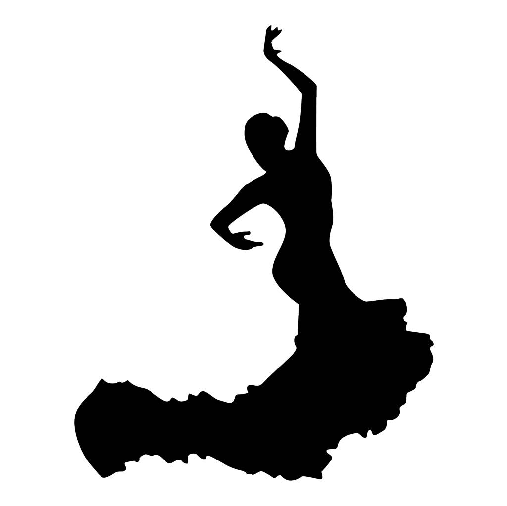 Flamenco Cut Vinyl 1