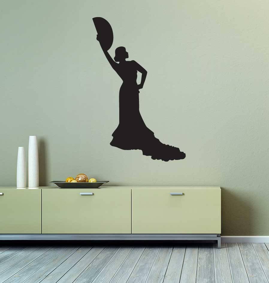 Flamenco Folienschnitt 2