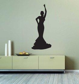 Flamenco Snijvinyl 3