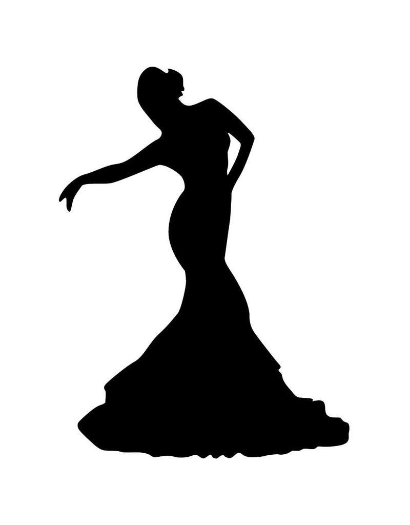 Flamenco Snijvinyl 4