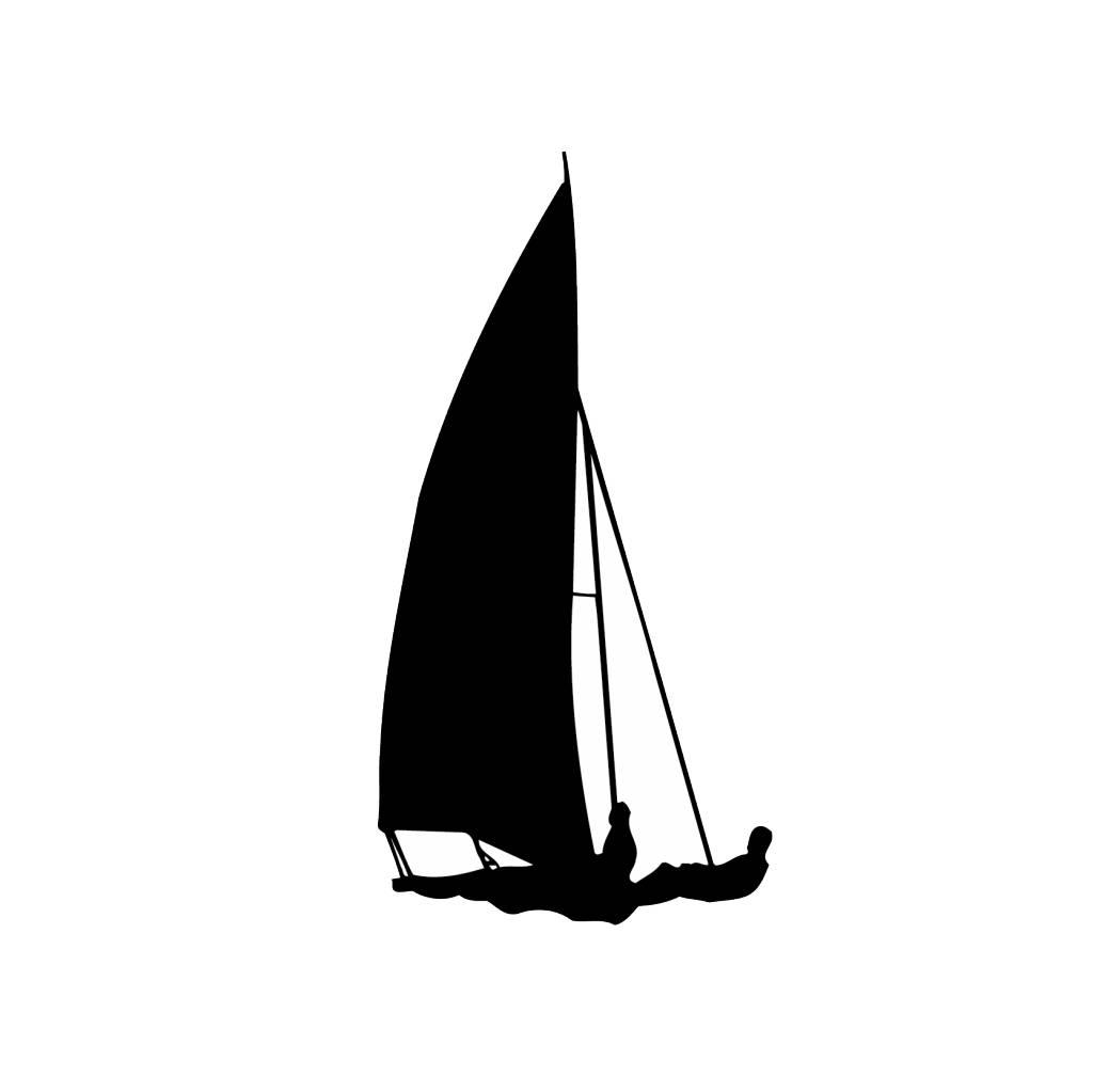 Sailing Cut Vinyl