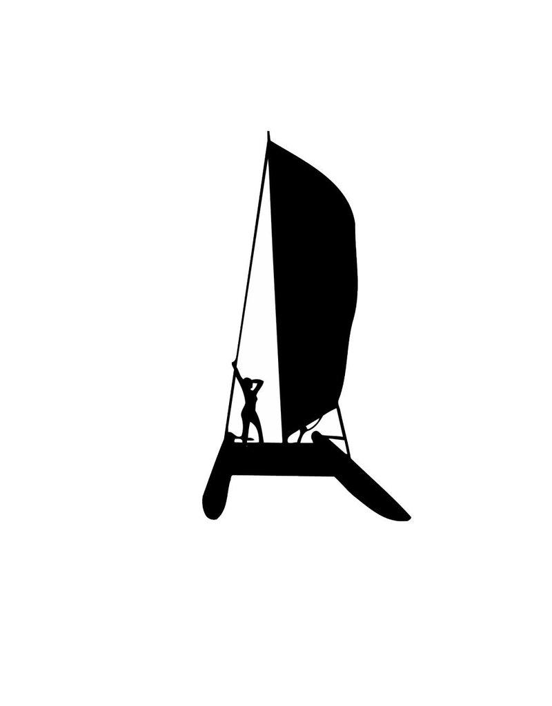Sailing2 Cut Vinyl