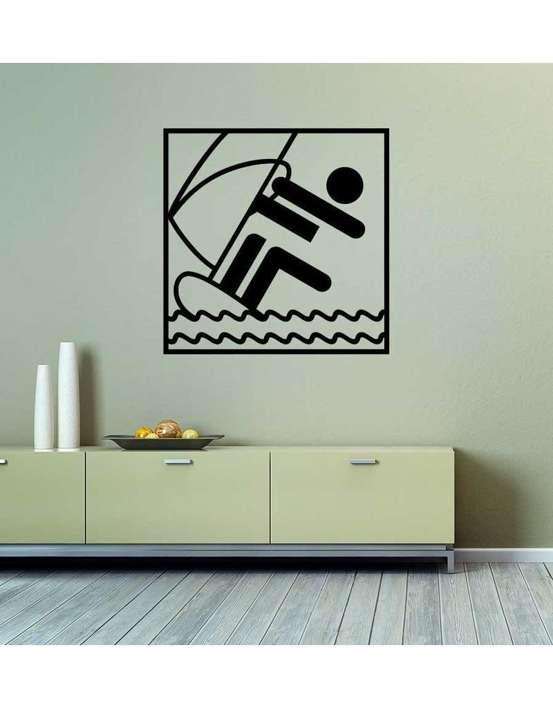 Surfen Snijvinyl