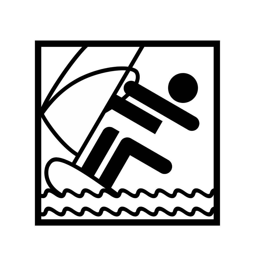 Surfing Cut Vinyl