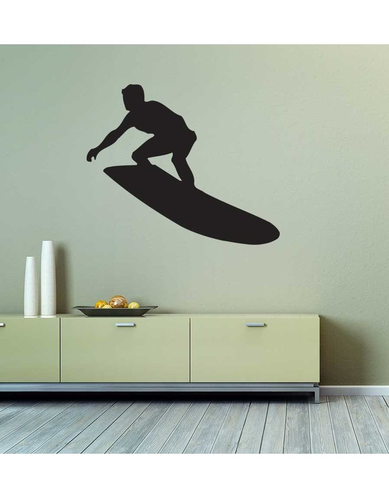 Surfing 2 Cut Vinyl