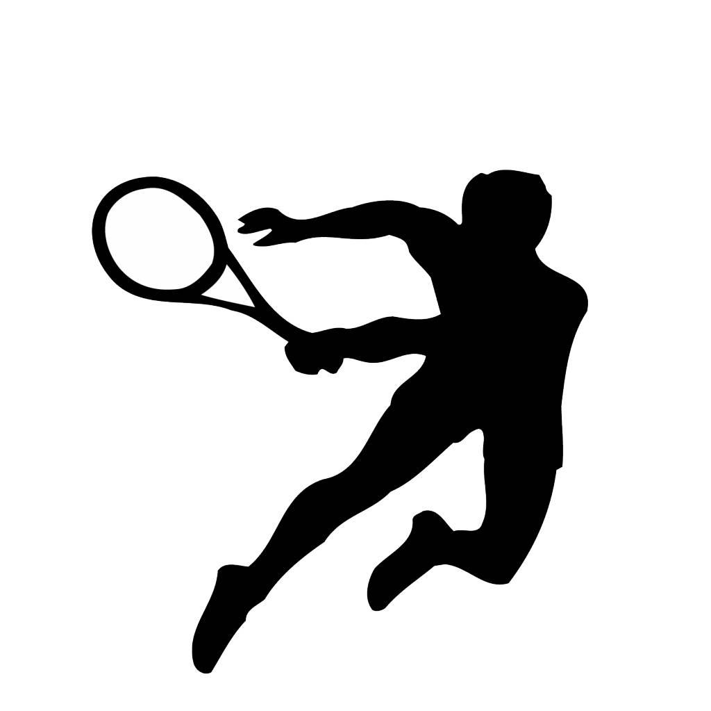 Tennis Snijvinyl