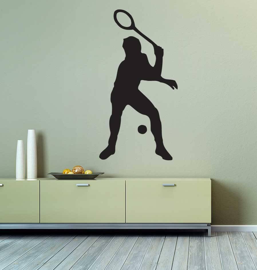 Tennis2 Snijvinyl