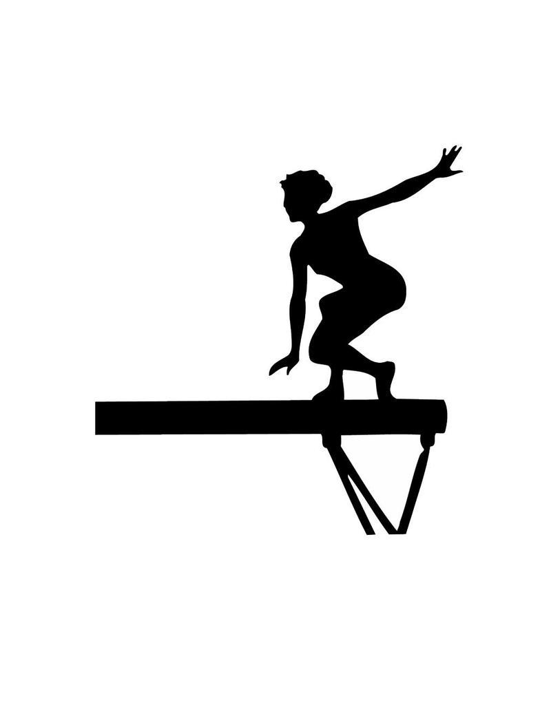 Gymnastics Cut Vinyl