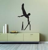 Gymnastics 1 Cut Vinyl