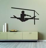 Gymnastics 2 Cut Vinyl