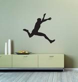Long jumping2 Cut Vinyl