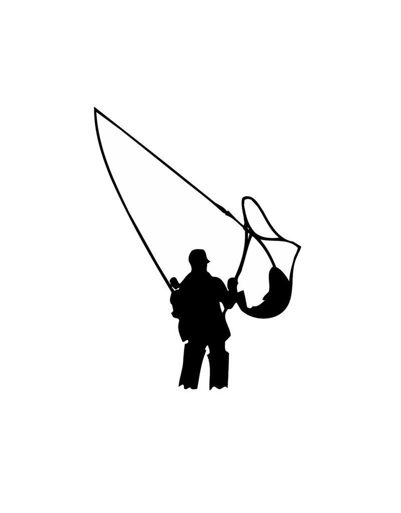 Fishing Cut Vinyl