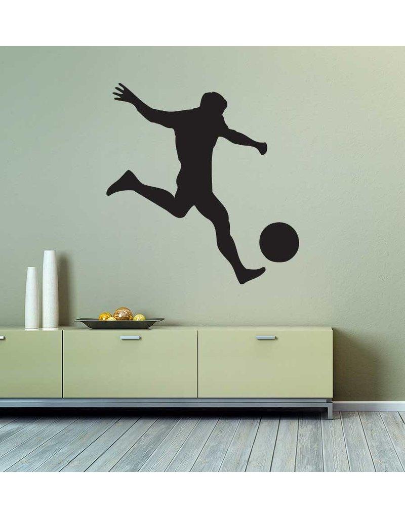 Voetbal2 Snijvinyl