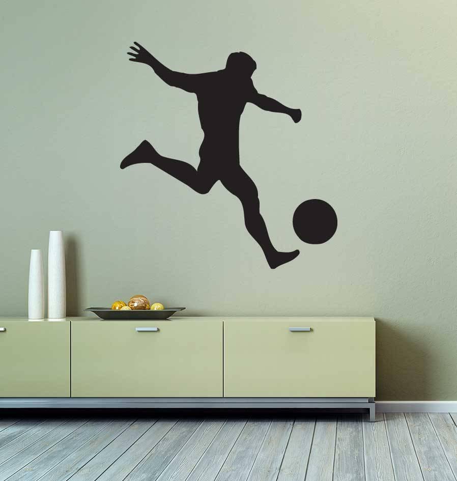 Vinilo decorativo: El fútbol  3