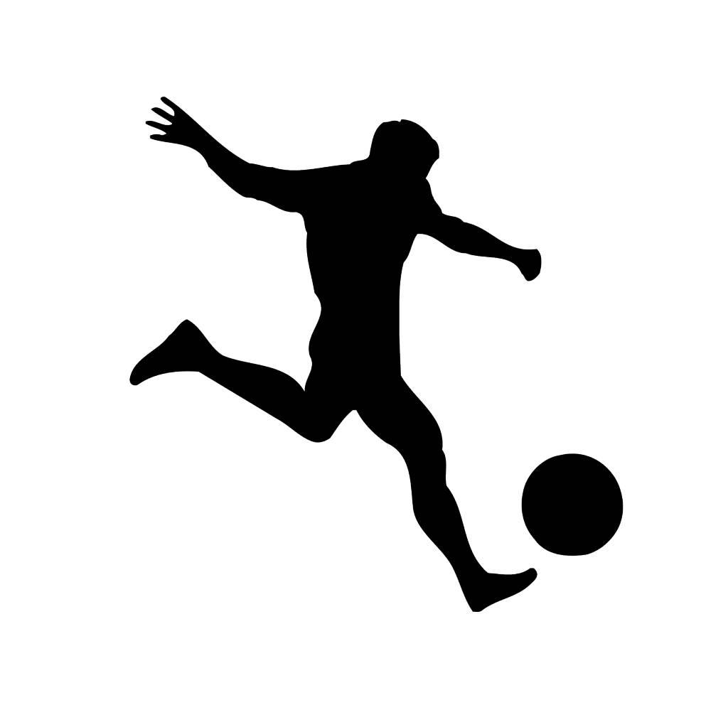 Fußball2 Folienschnitt