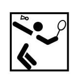 Badminton Cut vinyl